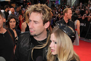 Avril Lavigne and Chad Kroeger Photos Photo