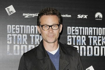 Connor Trinneer Stars at the Destination Star Trek London