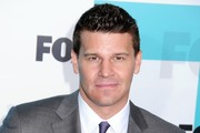 David Boreanaz seen attending the Fox 2012 Programming Presentation Post Show Party at Wollman Rink Central Park in New York City.