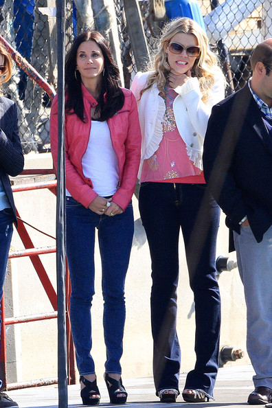 Busy Philipps and courteney cox