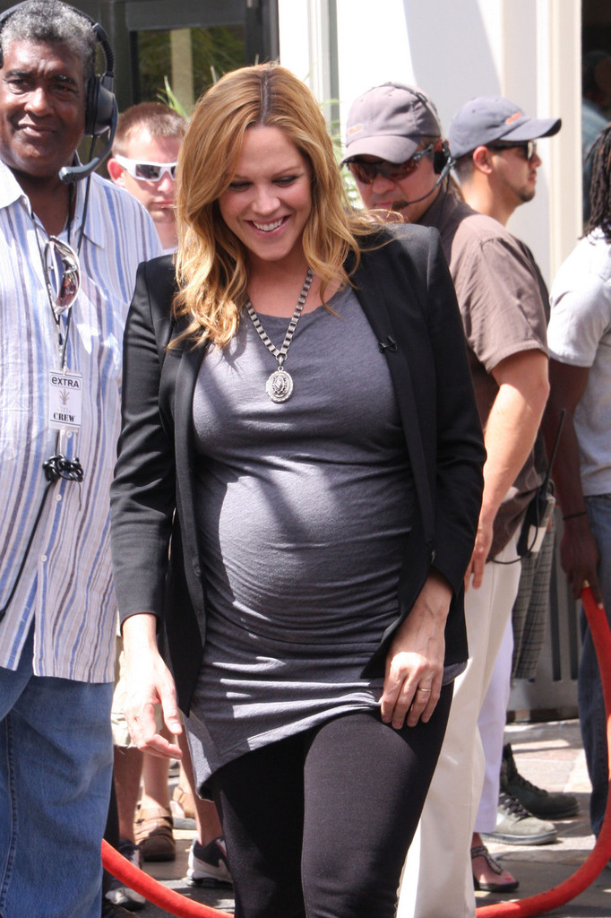 Mary McCormack Photos Photos - Patrick Duffy at The Grove