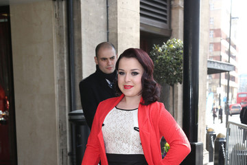 Dani Harmer Arrivals at the TRIC Awards 13