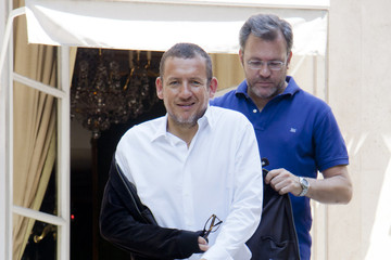 Dany Boon 'Llevame a la Luna' Photo Call in Madrid