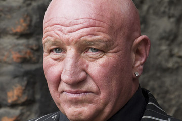 Dave Courtney Funeral Held for Bruce Reynolds in London