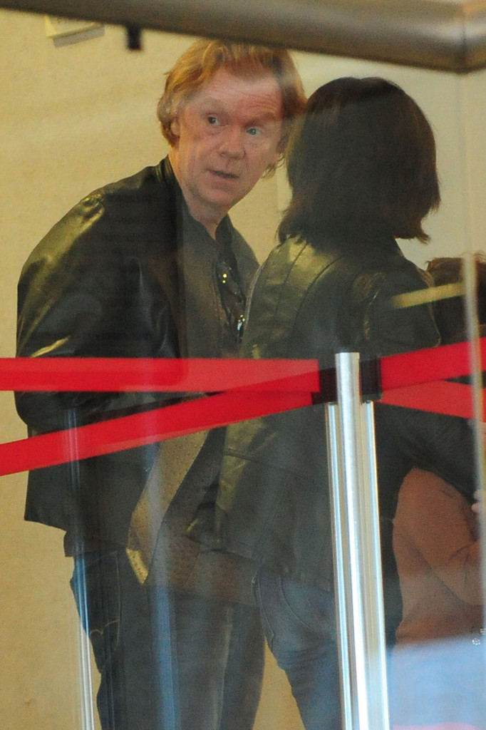 David Caruso at LAX - Zimbio