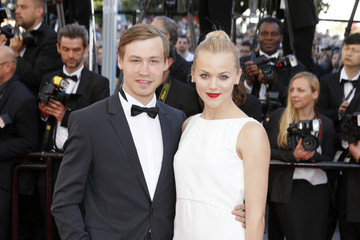 David Kross 'Zulu' Premieres in Cannes