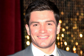 David Witts Arrivals at the British Soap Awards