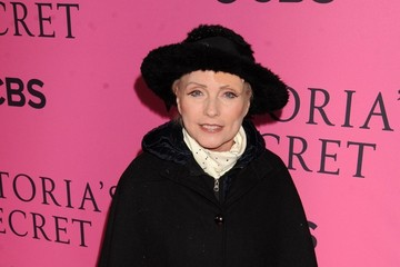 Debbie Harry Celebs on the Red Carpet at the Victoria's Secret Fashion Show