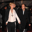 Patricia Kaas Celebs on the Red Carpet for the NRJ Music Awards