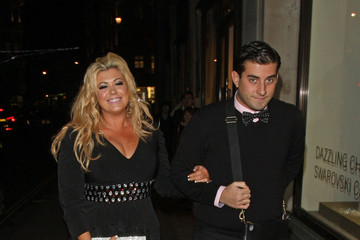 James 'Arg' Argent Celebs at 'A Night with Nick Ede'