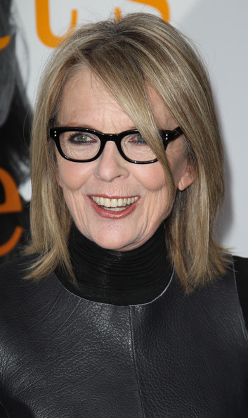 diane keaton loreal commercial