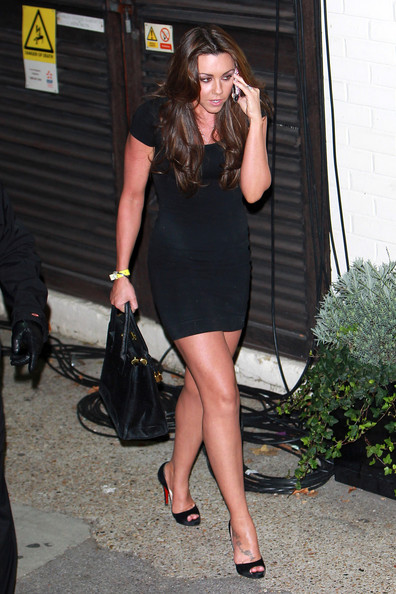 Michelle heaton in diva fever and storm lee leave 39 the x - Diva fever x factor ...