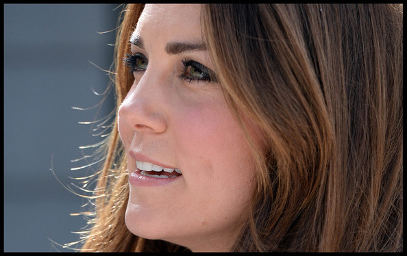 Prince William and Kate Middleton Visit Glasgow 4