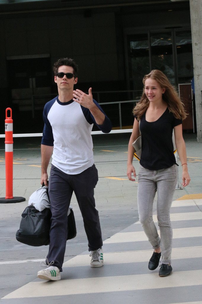 Dylan o brien and britt robertson how long have they been dating, x male masturbation