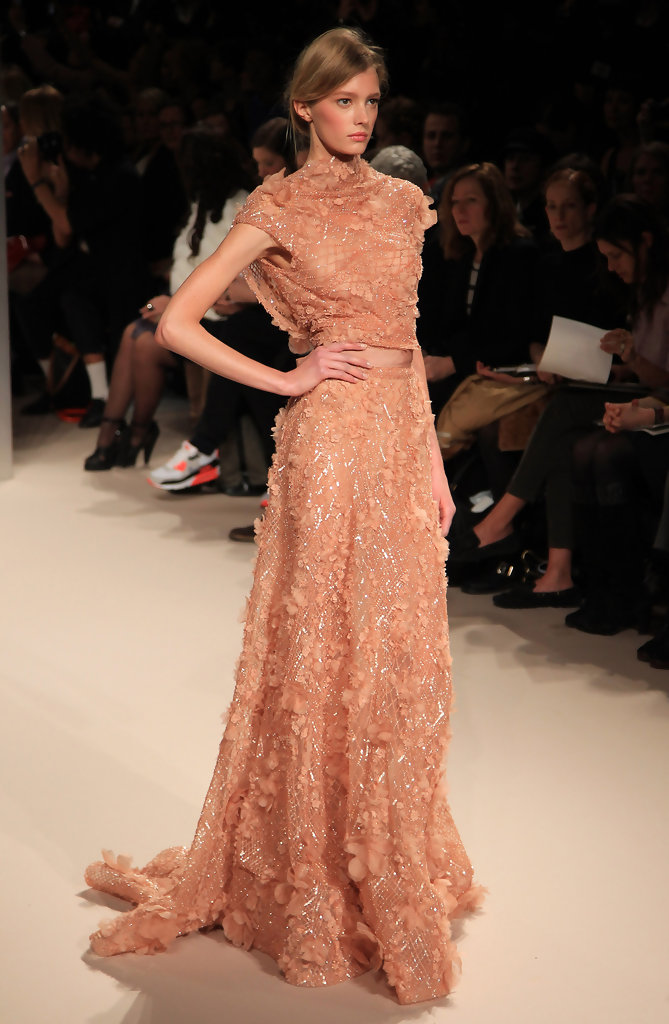 Verychiclist: Haute Couture SS 2011 Elie Saab