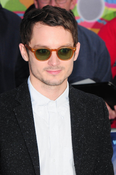 "Elijah Wood Elijah Wood at the European Film Premiere of ""Happy Feet 2"", held at the Empire cinema, London..***UK, IRELAND, DUBAI, USA AND CANADIAN USE ONLY***."