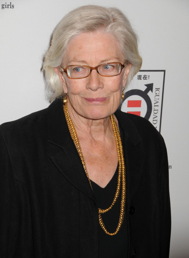 Vanessa Redgrave Photos Celebs At The Equality Now