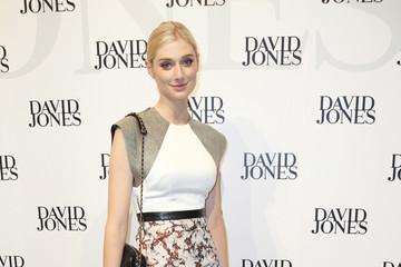 Elizabeth Debicki Gracie Otto at the David Jones Spring/Summer 2013 Collection Launch