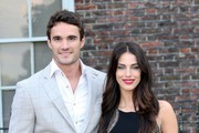 Jessica Lowndes and Thom Evans Photos Photo