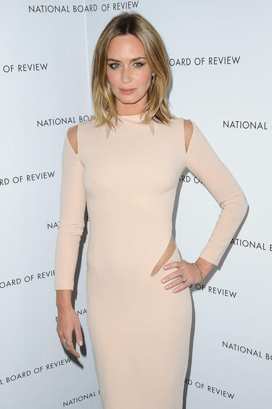 Emily Blunt - The Red Carpet at the National Board of Review Awards