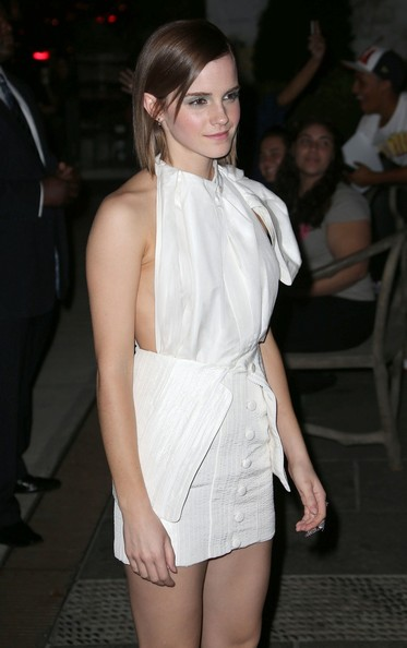 Emma Watson - The Premiere of 'The Perks Of Being A Wallflower'