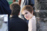 Mario Testino and Emma Watson Photos Photo