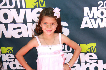 Alexys Nycole Sanchez The 2011 MTV Movie Awards in Studio City