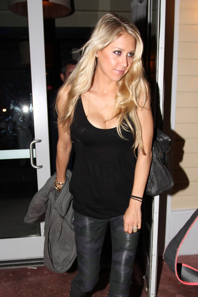 Enrique Iglesias Anna Kournikova and Enrique Iglesias enjoy a Saturday date ...