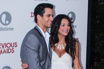 Erica Franco Celebs at the 'Devious Maids' Premiere