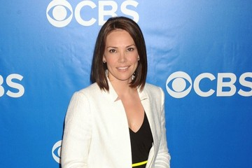 Erica Hill The CBS Upfront Awards 2012 in NYC