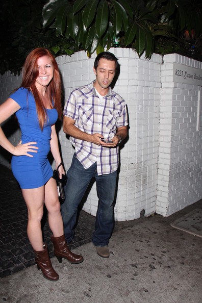 Celebs Spotted at the Chateau Marmont