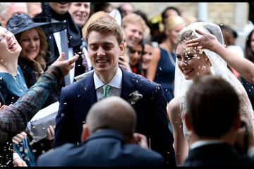 Euan Blair Tony Blair's Son's Wedding