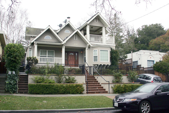 Mark Zuckerberg and Priscilla Chan's New Home - Zimbio