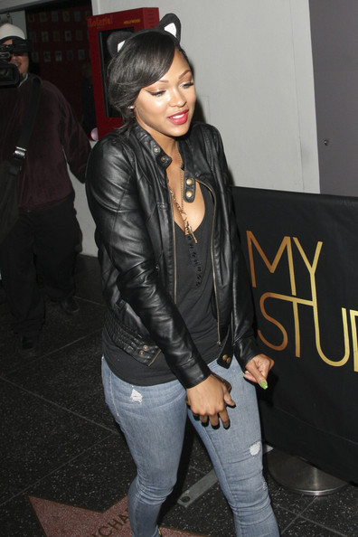 Meagan Good Ass Nelly & meagan goode at my