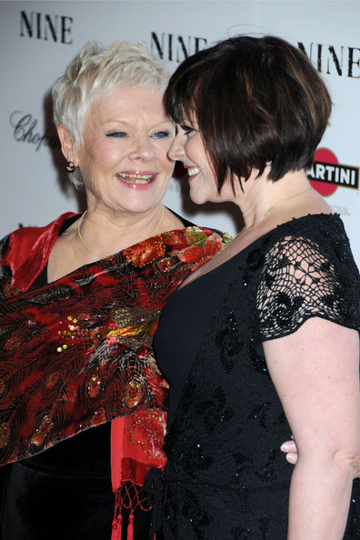 Finty Williams Finty Williams and Dame Judi Dench Photos Zimbio