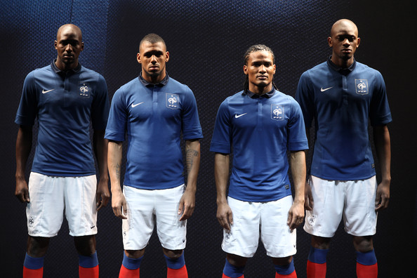 release date cfff9 0a97f Florent Malouda Photos Photos - Nike Unveils the New French ...