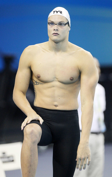 Florent Manaudou Pictures 14th Fina Swimming World