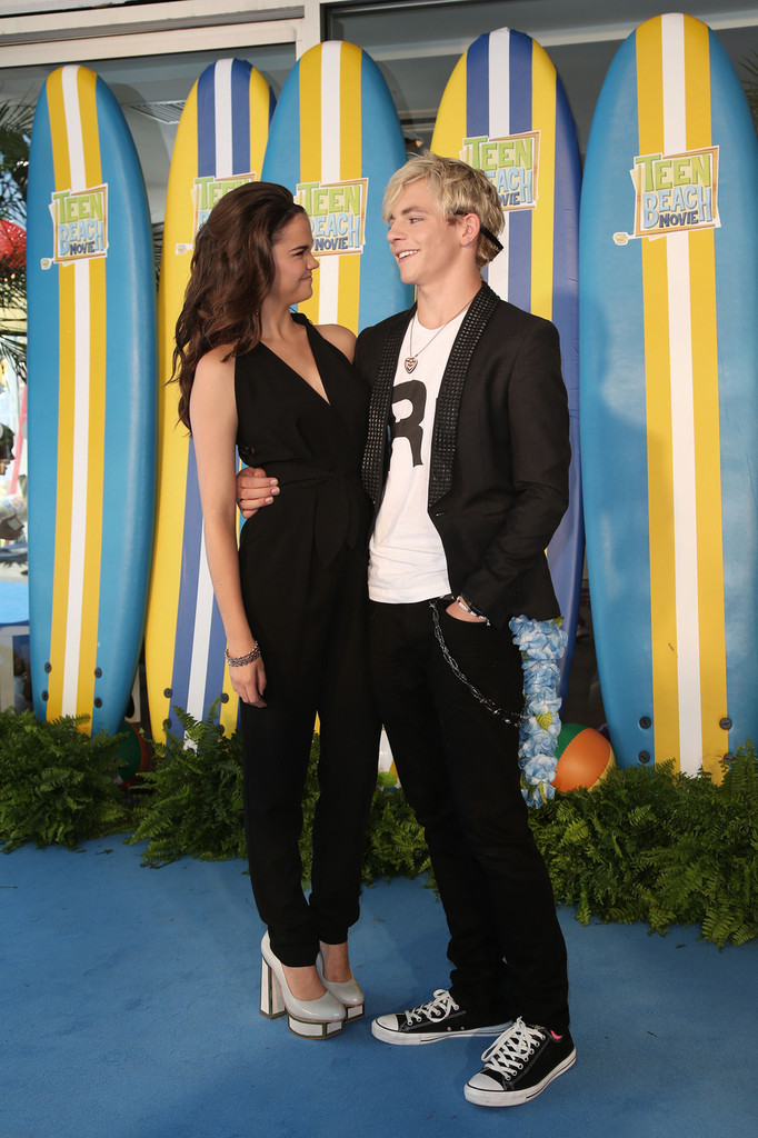 ross lynch and maia mitchell relationship quiz