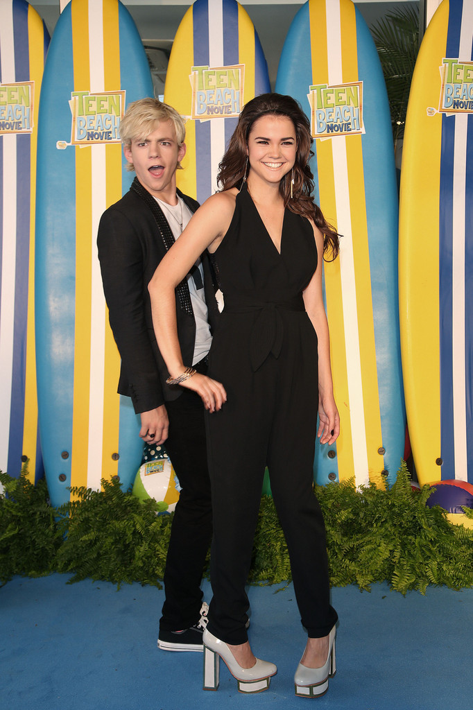 Is maia and ross dating 5