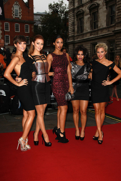 Stars on the Red Carpet at the Royal Opera House in London