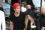 Avril Lavigne and Brody Jenner Photos Photo