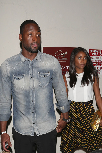 caa814259 Gabrielle Union and Dwyane Wade Photos Photos - Dwyane Wade and ...