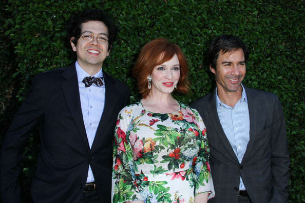 Celebs at a Benefit Brunch in Beverly Hills