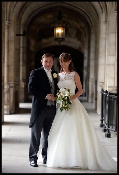 George Eustice Ties the Knot in London