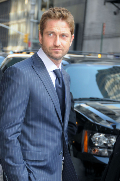 Celebs Stop by 'Letterman' in NYC