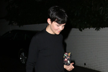 Ginnifer Goodwin Ginnifer Goodwin Leaves the Chateau Marmont — Part 2