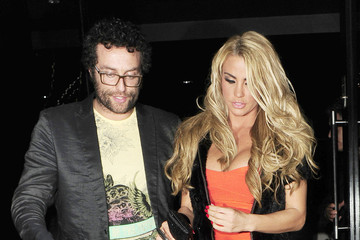 Katie Price Daniel Price Katie Price Helped Out of a Club in London 3