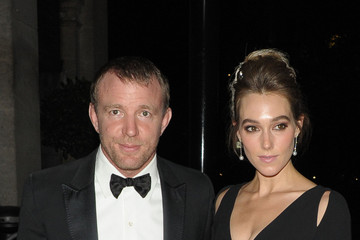 Guy Ritchie Katherine Jenkins and Natalie Pinkham at the Boodles Boxing Ball