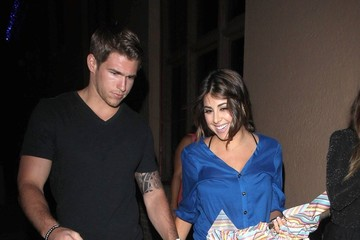 Daniella Monet HAPPY BIRTHDAY! Pretty starlet from Nickelodeon sitcom 'Victorious' Ariana Grande celebrates her 19th birthday with her co-stars and friends at Eleven restaurant in West Hollywood