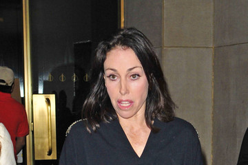 Heidi Fleiss Heidi Fleiss Arrives at the 'Today' Show